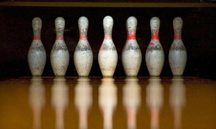 Junction Lanes Family Entertainment Center - Newnan: $15 Toward Bowling or Mini Golf