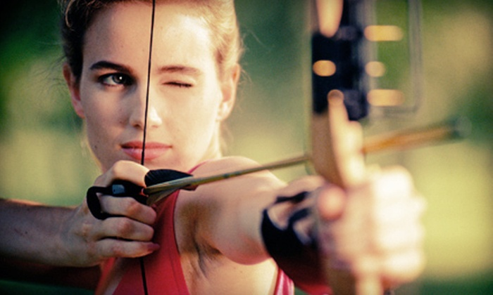 Tallahassee Indoor Shooting Range - Tallahassee Southwest: One-Hour Archery Lane Rental or Two-Hour Lesson with Lane Rental at Tallahassee Indoor Shooting Range (Half Off)