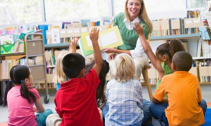 Ready-Set-Go Children's Center - Fair Oaks: $14 for $145 Worth of Childcare — Ready-Set-Go Children's Center