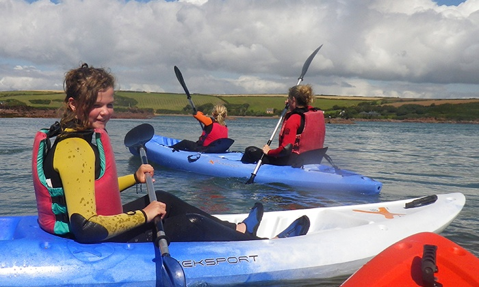 Real Family Holidays - Pembrokeshire: Various UK Locations: Up to 5-Night Family Break for Up to Four with Meals and Activities at Real Family Holidays