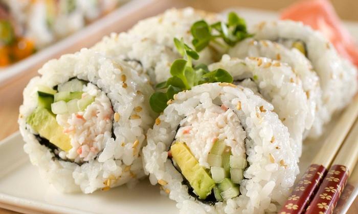 Sansai Fresh Grill & Sushi Kitchen - Lakewood: $17 for $25 Worth of Sushi — SanSai Fresh Japanese Grill