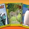 Half Off Kids' Animal-Magazine Subscription