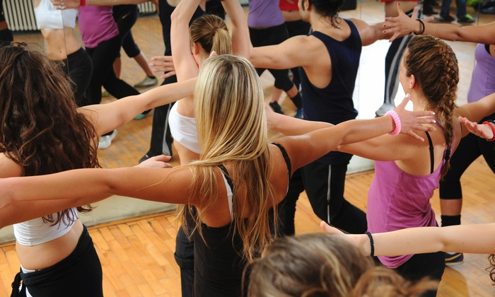 180 Fitness - Dracut - Boston: Four Weeks of Unlimited Zumba Classes at 180 Fitness (45% Off)