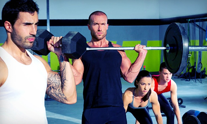 Crosstraining Romans 831 - Grogan's Mill: One, Two, or Three Months of Unlimited Cross Training Boot Camp at Crosstraining Romans 831 (Up to 78% Off)