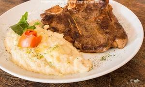 Jow Steaks: Jow Steaks – Asa Sul: 1 salada Caesar e 2 T-Bone Steak para 2 pessoas