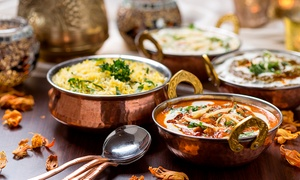 Silsila Tandoori: Three-Course Indian Meal for Two or Four at Silsila (Up to 54% Off)
