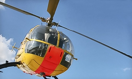 $167 for Helicopter Tour from Old City Helicopters ($270 Value)