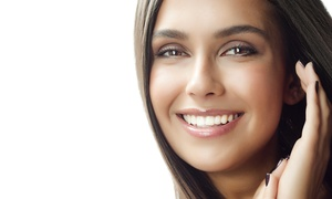 Dental Touch: $174 for a Dental Consultation, Exam, X-rays, and Teeth-Whitening Tray at Dental Touch ($371 Value)