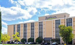 3.5-Star Hotel Near Downtown Fort Worth at Radisson Hotel Fort Worth North-Fossil Creek, plus 6.0% Cash Back from Ebates.