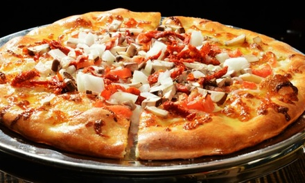 Italian Food at Luigi's City Pizza (36% Off). Three Options Available.