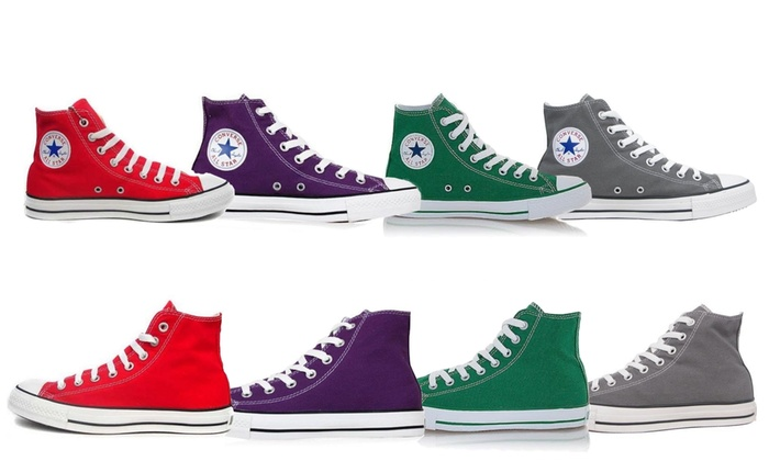 13bea24dfb7 Hoge Converse All Stars | Groupon Goods