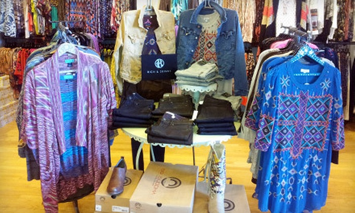 Cotton Island - Plano: $20 for $40 Worth of Women's Designer Jeans, Dresses, Shoes, and Accessories at Cotton Island
