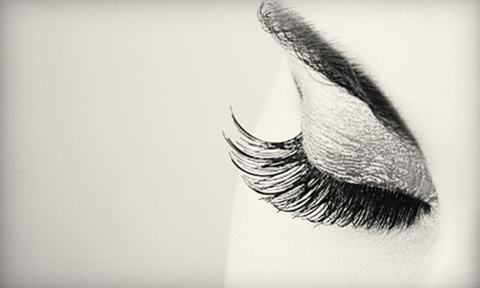 Metro Salons - Marlboro Township: $89 for a Full Set of Mink or Silk Permanent Eyelash Extensions at Metro Salons ($300 Value)