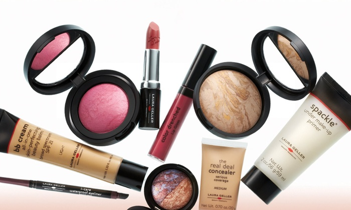 Laura Geller Make-Up Studio - Upper East Side: $35 for $50 Worth of Designer Cosmetics and Beauty Products