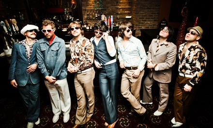 An Evening With Yacht Rock Revue at The Fillmore Charlotte on September 28 at 8 p.m. (Up to 49% Off)