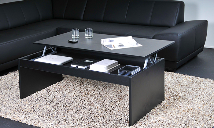 table basse relevable groupon avis