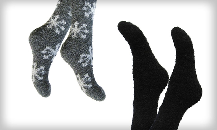 Chinese Laundry Socks: Four-Pack of Chinese Laundry Socks. Multiple Styles Available.