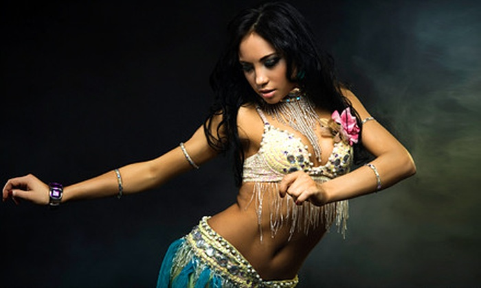 Shambling Shimmies Dance Company - Gainesville: $35 for One Month of Unlimited Belly-Dancing Classes at Shambling Shimmies Dance Company ($75 Value)