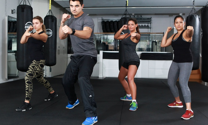 Urban Fitness Club - Multiple Locations: One Month of Unlimited Fitness Classes or 10 Fitness Classes at Urban Fitness Club (Up to 68% Off)