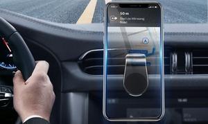 1 ou 2 supports magnétiques pour téléphone ou GPS
