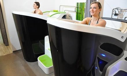 1, 3 ou 6 séances d'aquabiking de 30 min chacune dès 15 € au centre Aquadetente