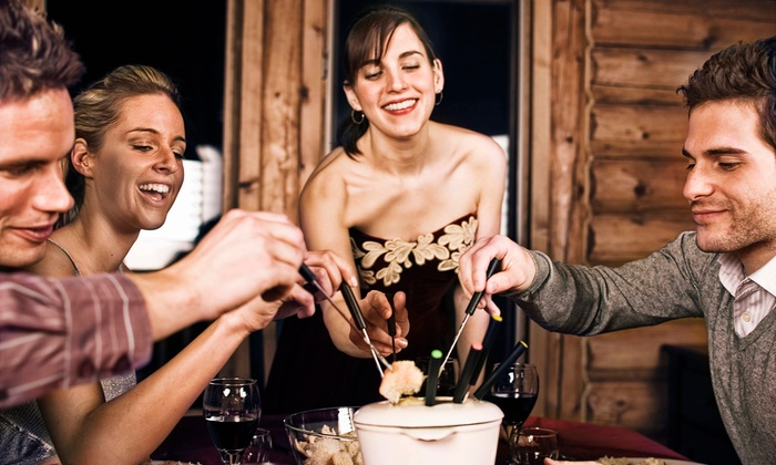 Melt! - North Beach: $49 for a Fondue Meal with Wine for Up to Four at Melt! ($72 Value)