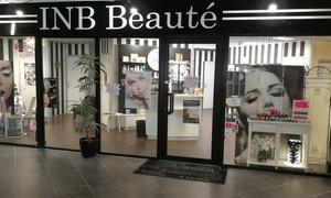 """INB Beauté: Soin du visage """"aromaplastie"""" d'1h option maquillage """"jour"""" de 30 min dès 24,90 € à l'institut INB Beauté"""