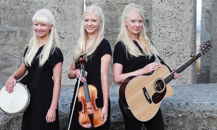 The Gothard Sisters - Irving Arts Center: The Gothard Sisters at Carpenter Hall at Irving Arts Center on Thursday, April 24 (Up to 44% Off)