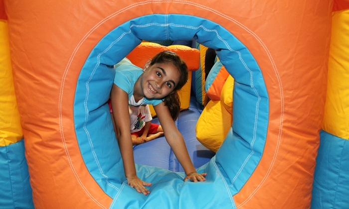Jump A Roos - Tamarac: Inflatable Fun-Center Open Play for Two or Four at Jump A Roos  (Up to 52% Off)
