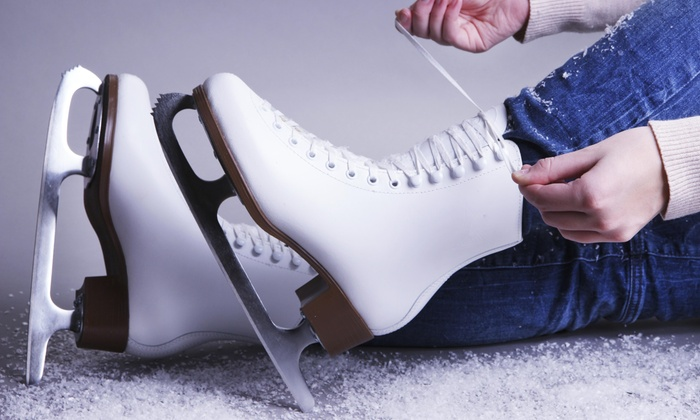 Compton Family Ice Arena - Notre Dame: Up to 50% Off Indoor Ice Skating at Compton Family Ice Arena
