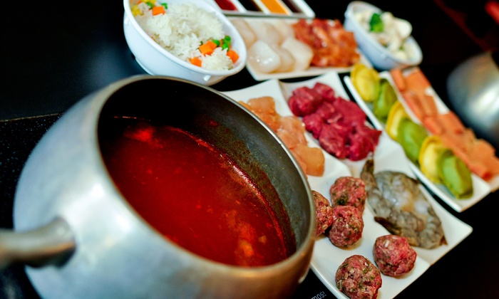 That Fondue Place - North Jersey: Fondue Dinner for Two or Four at That Fondue Place (48% Off)