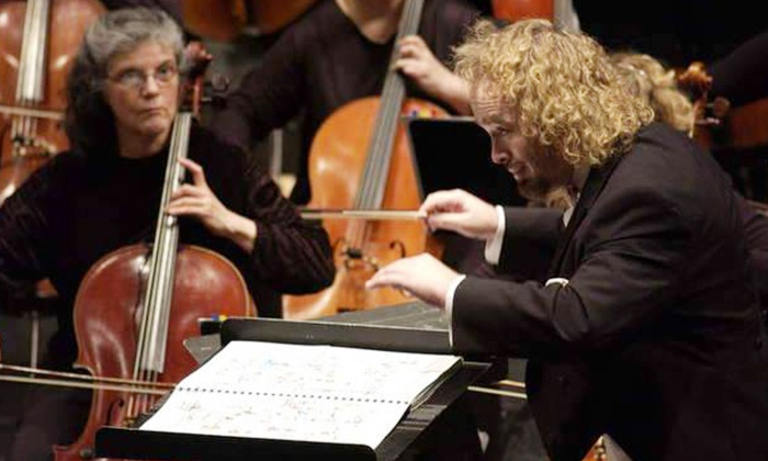 """Daniel Levitin – """"Your Brain on Music"""" or New Philharmonic - Bach to Bock - McAninch Arts Center at the College of DuPage: Daniel Levitin Music Lecture or New Philharmonic Orchestra Concert on April 14, 18, or 19 (Up to 60% Off)"""