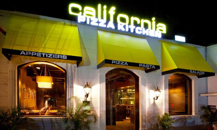 California Pizza Kitchen Bangalore Locations