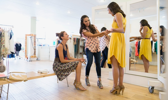The Fashion Support - Los Angeles: Personal Shopping Trip from The Fashion Support (40% Off)