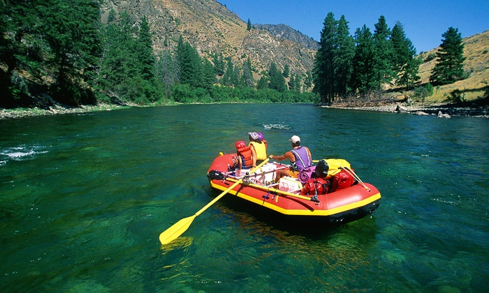 Triad River Tours - Howard Miller Steelhead Park: $40 for $80 Worth of River-Rafting Trips from Triad River Tours