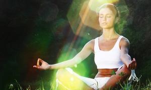 Yoga Schule Eschborn: 5er-Karte oder 2-Monats-Flatrate für Yoga in der Yoga-Schule Eschborn (bis zu 80% sparen*)