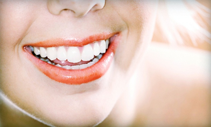 Chicago Dental Arts - Multiple Locations: Dental Checkup with Exam, Cleaning, and X-rays, or Zoom! Teeth Whitening and Exam at Chicago Dental Arts (Up to 81% Off)