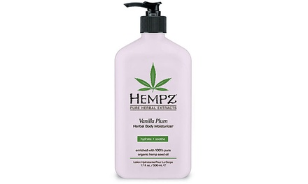 Hempz Skin Moisturizers