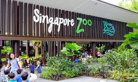 $34 for Child Admission to Singapore Zoo and River Safari (worth $48). More...