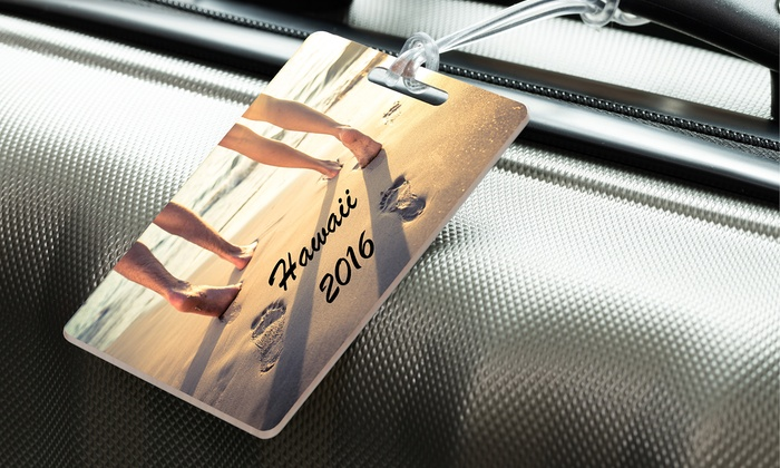 Paper Concierge: Custom Luggage Tags from Paper Concierge from $9.99–$19.99