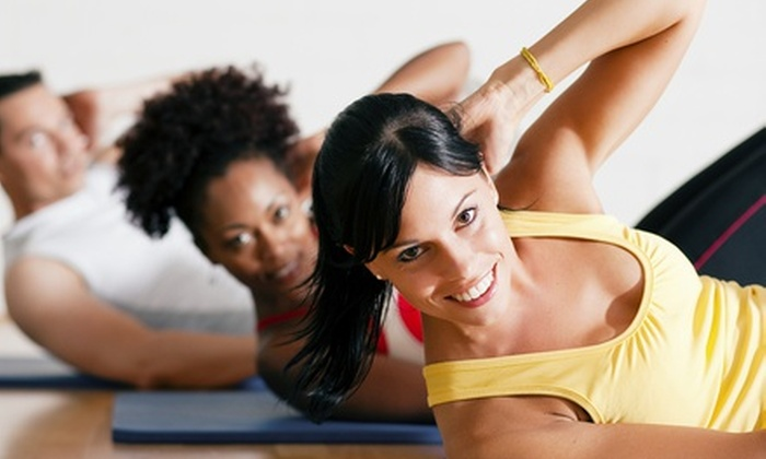 Dream Body Boot Camp - Concord: 16-Day Slim-Down or Six-Week Flat-Belly Boot Camp at Dream Body Boot Camp (Up to 87% Off)