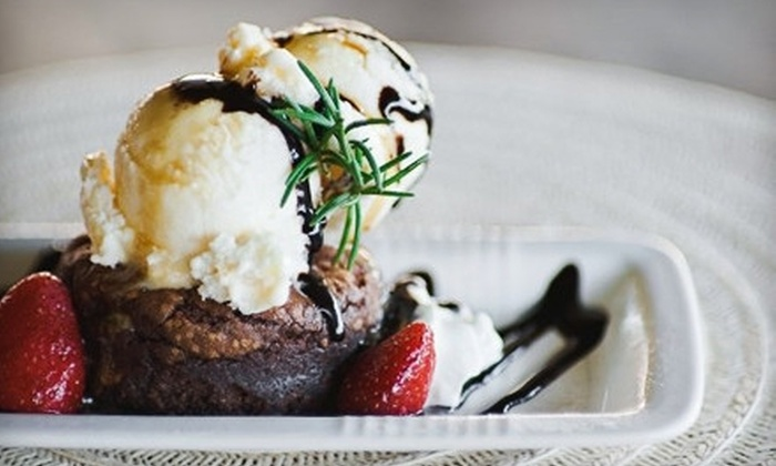 Dolce Vita - Hyde Park: Café Food, Coffee, and Gelato at Dolce Vita (50% Off). Two Options Available.