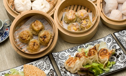 31% Off Dim-Sum Experience with a Chef and Author