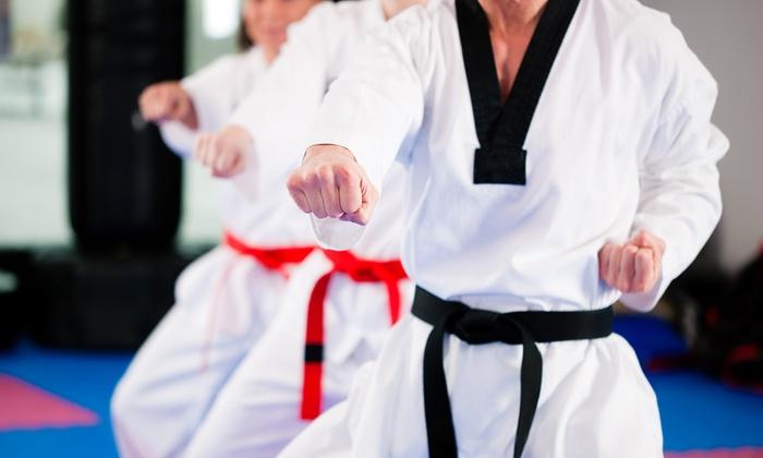 Imperial Taekwondo Academy - Gravesend: Taekowndo Lesson Packages at Imperial Taekwondo Academy (Up to 89% Off). Three Options Available.