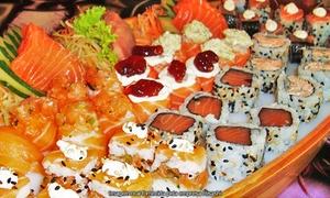 Hisashi Sushi: Hisashi Sushi – Pompeia: rodízio com frutos do mar para 2 ou 4 pessoas