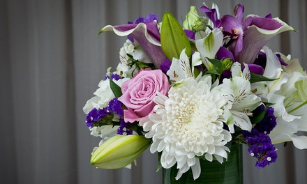 $25 for $50 Worth of Flowers at Port Moody Flowers