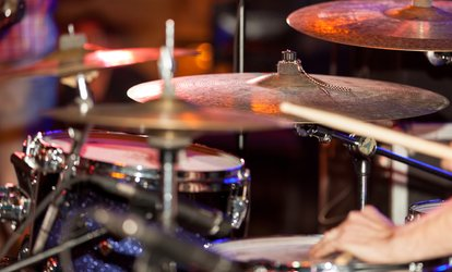 image for Four Drumming Lessons at Seven Hills Tuition (58% Off)