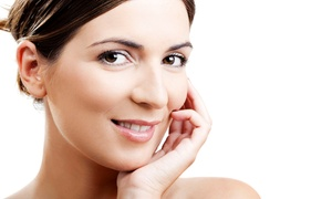Matisse Hair: MD-Level Vitamin-C Hydra Facial or Environ Lactic Pamgel Peel at Matisse Hair (Up to 69% Off)