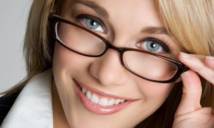 Occhiali completi di lenti e montatura a scelta o buono sconto fino a 210 € da Centro Ottica (sconto fino a 93%)