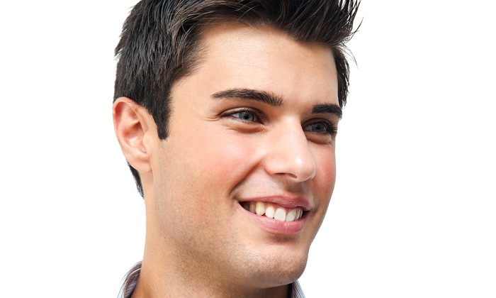 Pro-vision Hair Design - Dallas: Five Men's Haircuts with Shampoo and Style from Mobile Barber Service Pro-Vision Hair Design (55% Off)